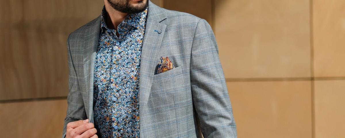 garnitur jaki kolor do pracy